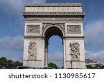 paris  france   june 8  2018 ... | Shutterstock . vector #1130985617