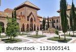 tlemcen  algeria   june 28 ... | Shutterstock . vector #1131005141