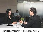 asian beautiful  young female...   Shutterstock . vector #1131025817