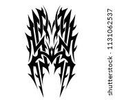 tattoos ideas thorns designs  ... | Shutterstock .eps vector #1131062537