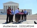 senate democratic leader chuck ... | Shutterstock . vector #1131149144