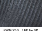texture detail of stretch of... | Shutterstock . vector #1131167585