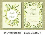 vintage illustration with... | Shutterstock .eps vector #1131223574