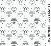 vector geometric texture with... | Shutterstock .eps vector #1131322451