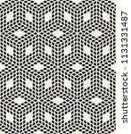 vector seamless pattern. modern ... | Shutterstock .eps vector #1131331487