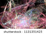 low poly mosaic background.... | Shutterstock .eps vector #1131351425