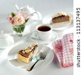 tea time | Shutterstock . vector #113137495