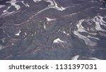shimmering white substance... | Shutterstock . vector #1131397031