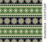 seamless vector decorative... | Shutterstock .eps vector #1131471269