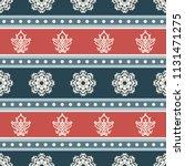 seamless vector decorative... | Shutterstock .eps vector #1131471275