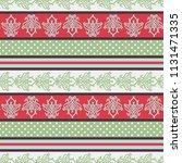seamless vector decorative... | Shutterstock .eps vector #1131471335