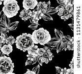 abstract elegance seamless... | Shutterstock . vector #1131479861