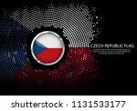 background halftone gradient... | Shutterstock .eps vector #1131533177