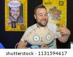 frankfurt  germany   may 6th... | Shutterstock . vector #1131594617