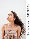 beauty portrait ethnic asian...   Shutterstock . vector #1131606701
