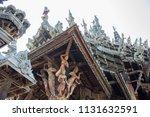 pattaya chonburi province ...   Shutterstock . vector #1131632591