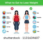 diet infographics layout with... | Shutterstock .eps vector #1131634607