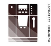 kitchen coffee machine icon.... | Shutterstock .eps vector #1131646094