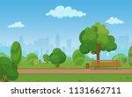 vector cartoon illustration of... | Shutterstock .eps vector #1131662711