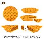 illustration vector flat... | Shutterstock .eps vector #1131669737
