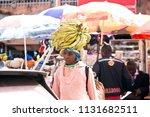 douala   cameroon   01.13.2105  ... | Shutterstock . vector #1131682511