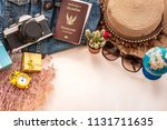 travel and vacations concept ...   Shutterstock . vector #1131711635