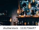 vintage luxury interior... | Shutterstock . vector #1131736697