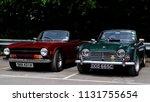 eridge  kent   uk   07 01 2018  ...   Shutterstock . vector #1131755654