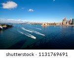 sydney harbour  sydney ... | Shutterstock . vector #1131769691