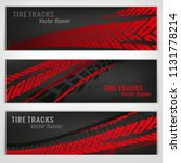 vector automotive banners... | Shutterstock .eps vector #1131778214