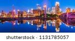 Minneapolis Skyline With...