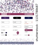 dark purple  pink vector style...