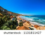 wonderful landscape of the... | Shutterstock . vector #1131811427