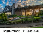sydney australia  27 march 2018 ... | Shutterstock . vector #1131850031