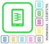 mobile compress data vivid... | Shutterstock .eps vector #1131871751