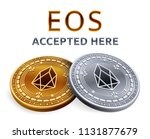 eos. accepted sign emblem....   Shutterstock .eps vector #1131877679