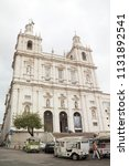 lisbon   portugal   october 18  ... | Shutterstock . vector #1131892541