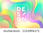 summer colorful background... | Shutterstock .eps vector #1131896171
