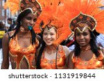 london  uk  august 28th 2011 ... | Shutterstock . vector #1131919844