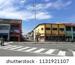 george town penang  malaysia 21 ... | Shutterstock . vector #1131921107
