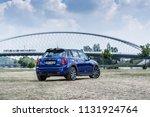 prague  the czech republic  22. ... | Shutterstock . vector #1131924764