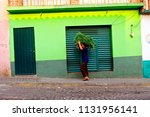 tepoztlan  morelos mexico  june ... | Shutterstock . vector #1131956141