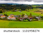 houses and nature of upper... | Shutterstock . vector #1131958274
