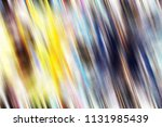 colorful sloping blurred... | Shutterstock . vector #1131985439