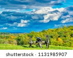 Blue Sky At Gettysburg