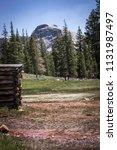 Soda Springs Cabin In Yosemite...