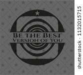 be the best version of you... | Shutterstock .eps vector #1132015715