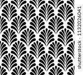 vector seamless texture. modern ... | Shutterstock .eps vector #1132026041