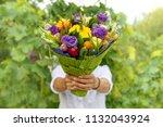 Beautiful Bouquet Of Fresh...