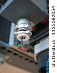 Small photo of Cnc oscillating cutter.
